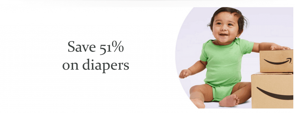 Amazon Sales & Deals – Week 1 April: Baby diapering top sales