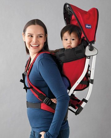 Chicco hiking carrier red personal review