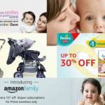 Amazon baby coupons for week 1 July