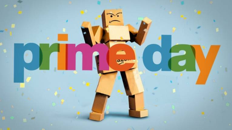 ONLY 1 day: Amazon Primeday Tuesday July 11th