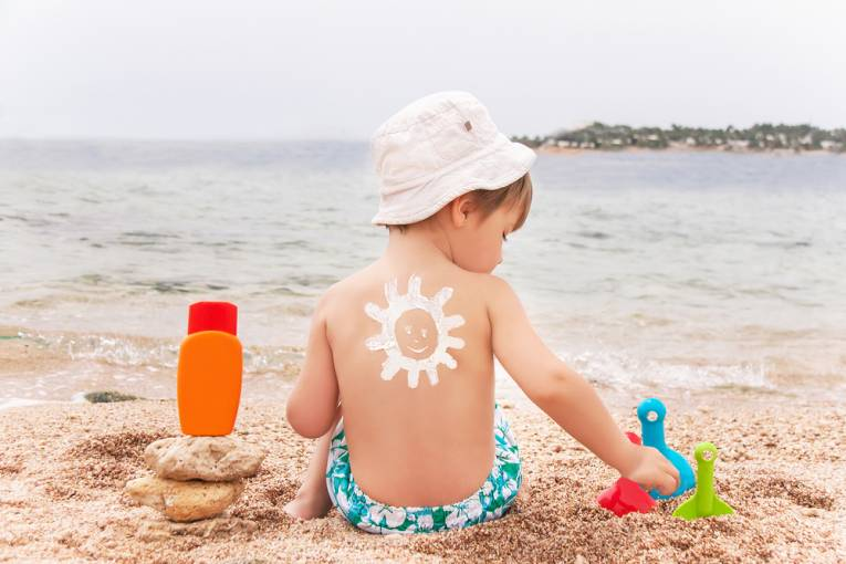 Sunscreen For Babies With Eczema