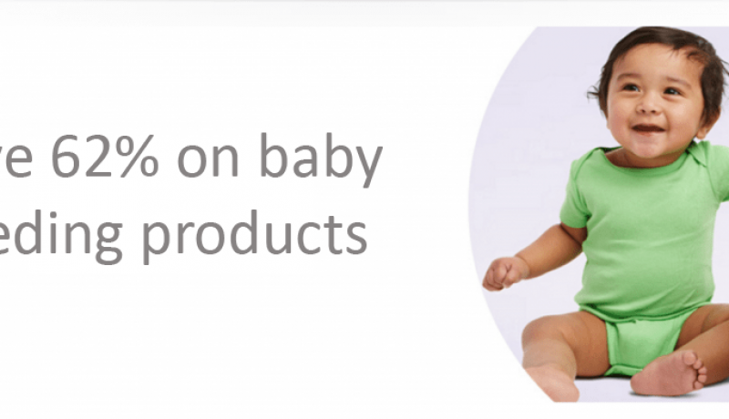 Amazon Sales & Deals – Week 2 May: Baby feeding