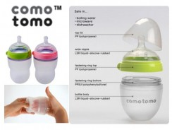 Baby Bottle Comotomo Baby Bottle Review