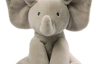 Need a great gift for a baby shower? Get a Flappy Elephant!