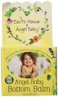 Earth Mama Bottom Balm, Natural Diaper Cream, Made with Organic...