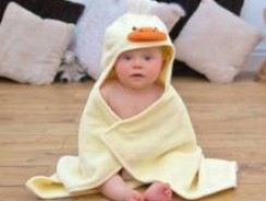 Luvable Friends Towel with Cute Animal Face Review