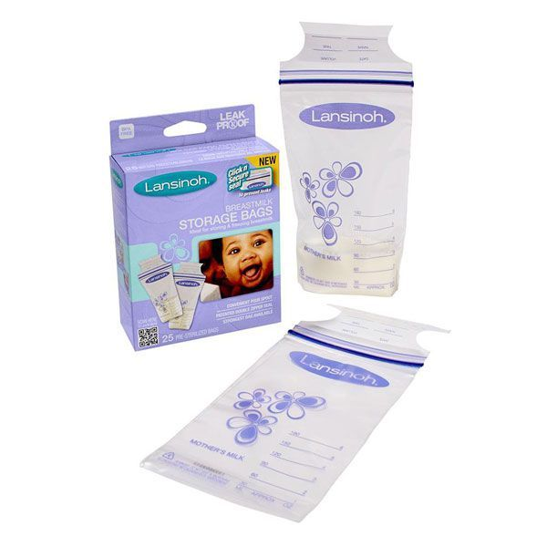 Lansinoh Breastmilk Storage Bags Review