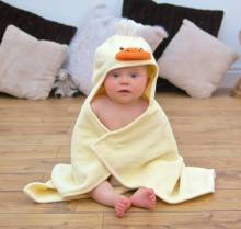 Luvable Friends Bring You The Cutest Animal Face Baby Towel